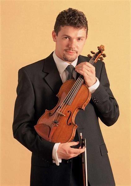 Igor Malinovsky Concierto de Igor Malinovsky violn y Emil Rovner violonchelo