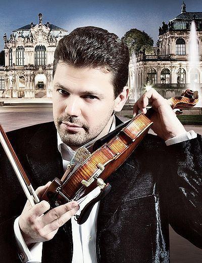 Igor Malinovsky Dresdner Residenz Konzerte Musikalischer Leiter und Grnder