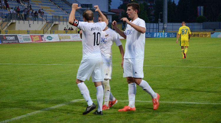 Igor Matić ukariki slavio u Sloveniji Mati matirao Domale Fudbal