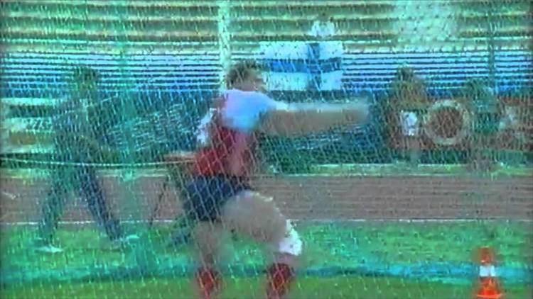 Igor Nikulin (athlete) 2969 European Track Field 1990 Hammer Men Igor Nikulin YouTube