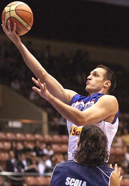 Igor Rakočević Igor Rakocevic Serbia player profiles by Interbasket