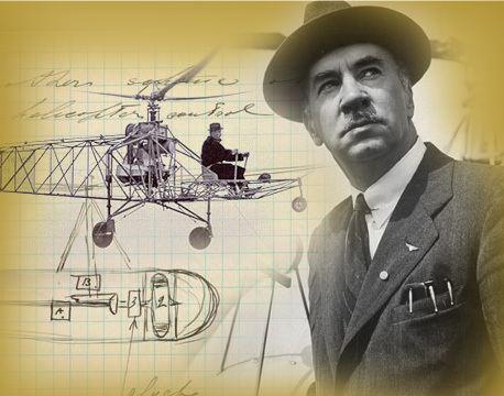 Igor Sikorsky Igor Sikorsky and the Helicopter
