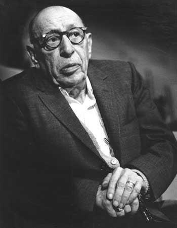 Igor Stravinsky Igor Stravinsky Russian composer Britannicacom