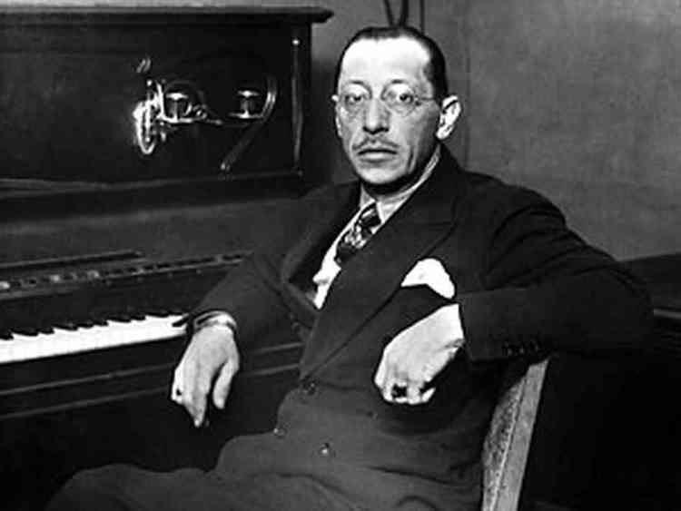 Igor Stravinsky Esteemed thinker Igor Stravinsky and stage fright