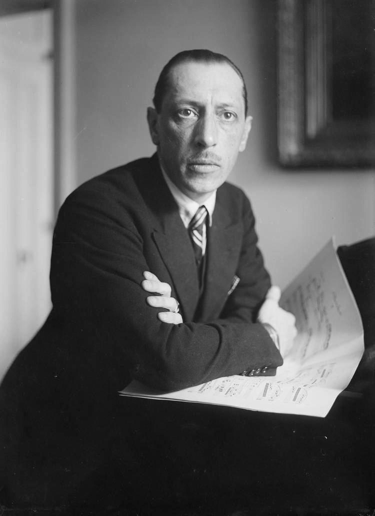 Igor Stravinsky httpsuploadwikimediaorgwikipediacommons33
