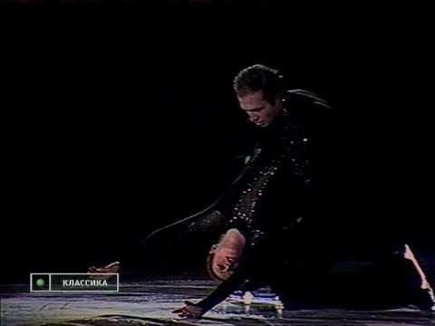 Igor Zavozin Legends of Soviet figure skating Yelena Garanina and Igor Zavozin