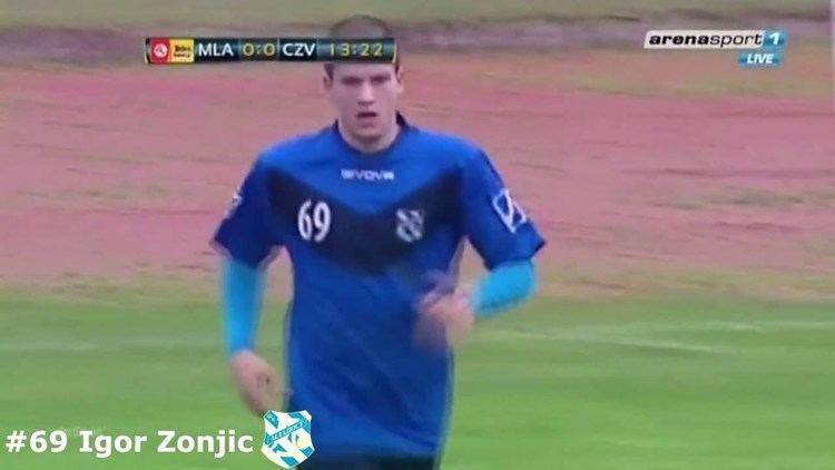 Igor Zonjić IGOR ZONJIC FK Napredak YouTube