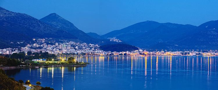 Igoumenitsa in the past, History of Igoumenitsa