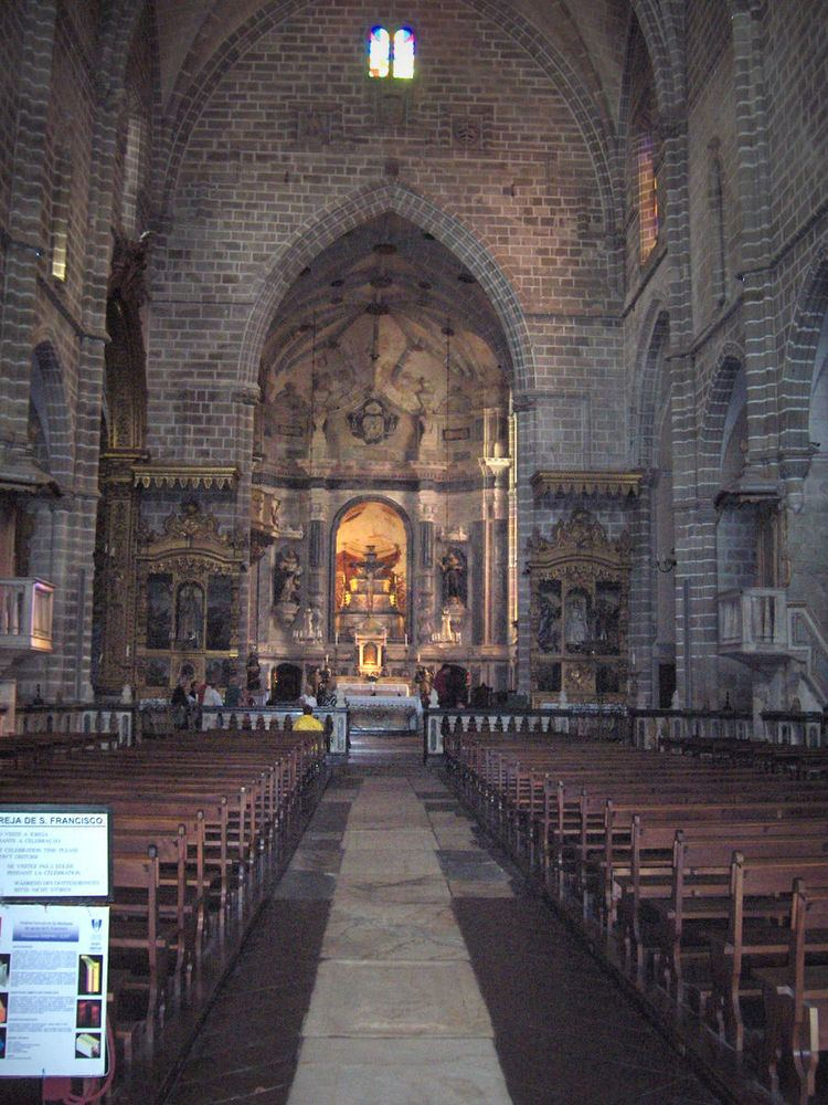 Igreja de São Francisco (Évora)