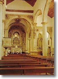 Igreja do Santíssimo Milagre wwwribatejocomecossantaremstimagemmilagrejpg