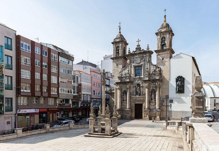 Igrexa de San Xurxo (A Coruña)