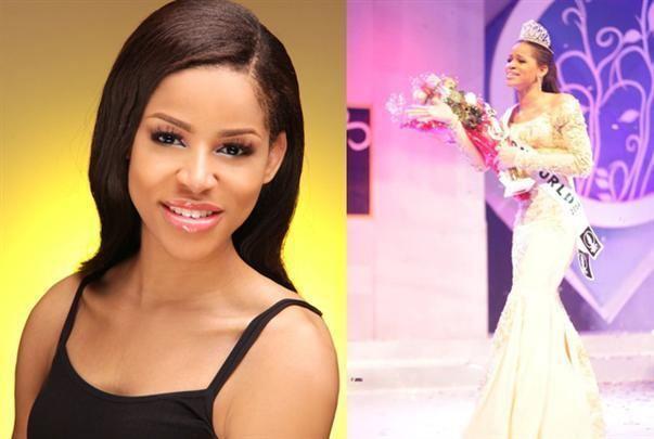 Iheoma Nnadi Most Beautiful Girl in Nigeria is Iheoma Nnadi Miss Akwa