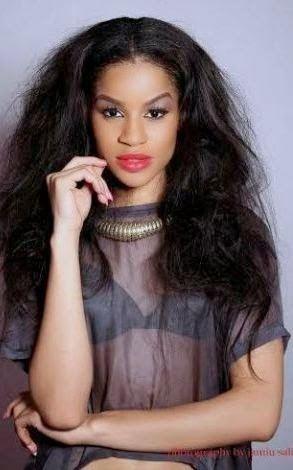 Iheoma Nnadi You Go Girl MBGN 2014 Iheoma Nnadi Stuns In New Photos Fashion