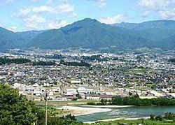 Iida, Nagano Iida Nagano Wikipedia