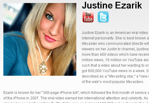 IJustine - Alchetron, The Free Social Encyclopedia