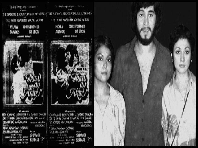Ikaw ay Akin FILM REVIEW IKAW AY AKIN Star For All Seasons