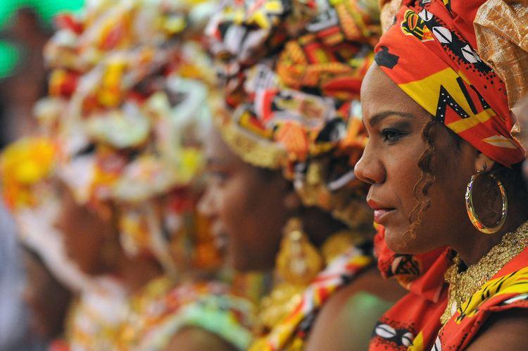 Ilê Aiyê EBC Il Aiy 40 anos de ritmo de fora e de raa na Bahia