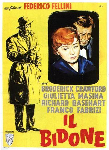 Il bidone Il bidone Film 1955