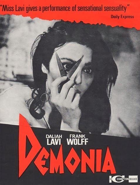 Il demonio BLACK HOLE REVIEWS THE DEMON 1963 Daliah Lavi and IL DEMONIO