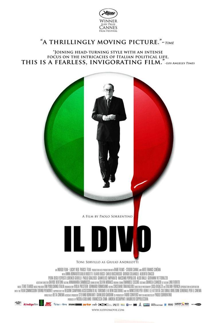 Il Divo (film) wwwgstaticcomtvthumbmovieposters192238p1922