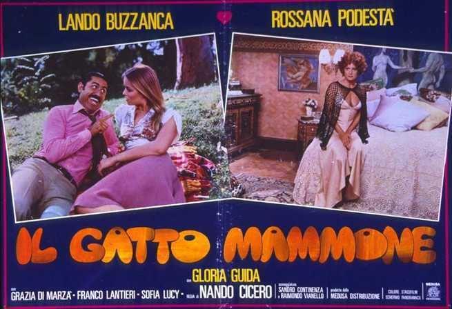 Il gatto mammone Il gatto mammone 1975 FilmTVit