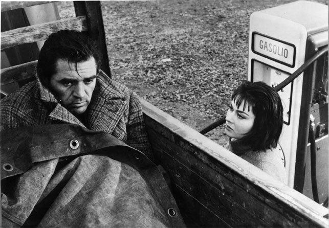 Il Grido movie scenes Il Grido The Cry 1957 Italy Directed by Michelangelo Antonioni