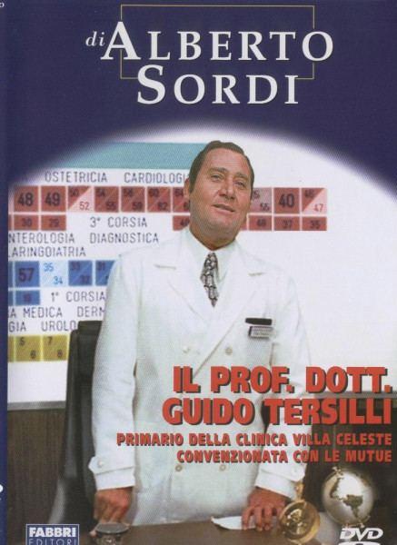 Il Prof. Dott. Guido Tersilli, primario della clinica Villa Celeste, convenzionata con le mutue Il prof dott Guido Tersilli primario della clinica Villa Celeste