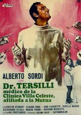 Il Prof. Dott. Guido Tersilli, primario della clinica Villa Celeste, convenzionata con le mutue httpsuploadwikimediaorgwikipediaen887Il