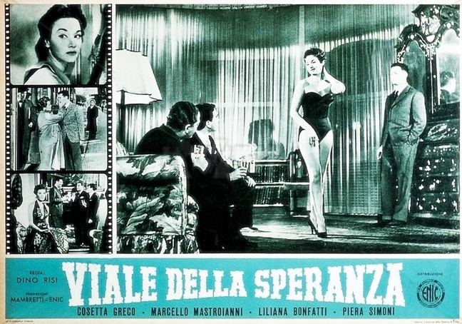 Il viale della speranza Il Viale della Speranza 1953 DVD Dino Risi Liliana Bonfatti