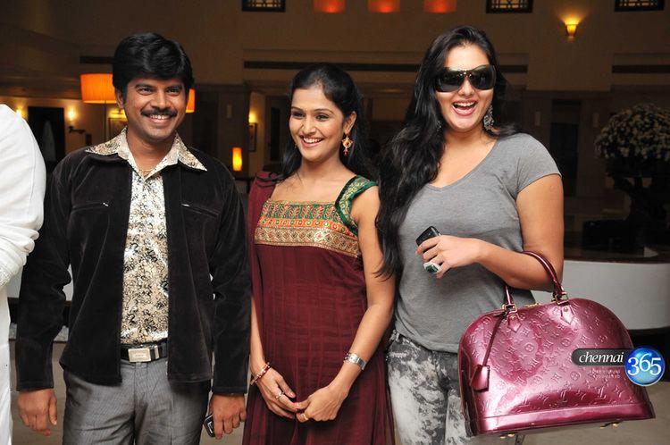 Ilaignan Chennai365 Ilaignan Movie Press Meet Stills