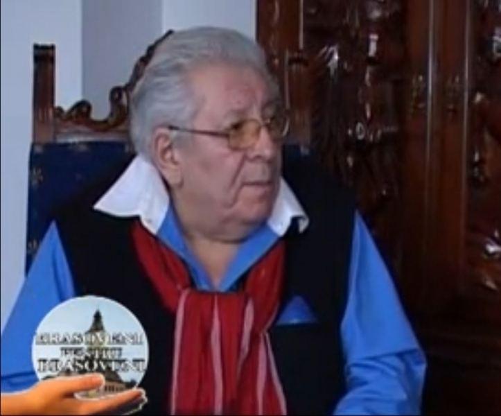 Ilarion Ionescu-Galați Ilarion Ionescu Galati un print al baghetei