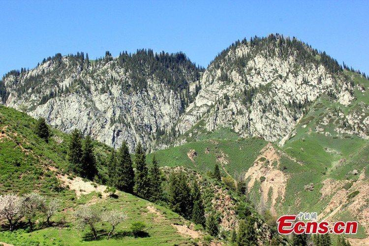Ili Kazakh Autonomous Prefecture Beautiful Landscapes of Ili Kazakh Autonomous Prefecture