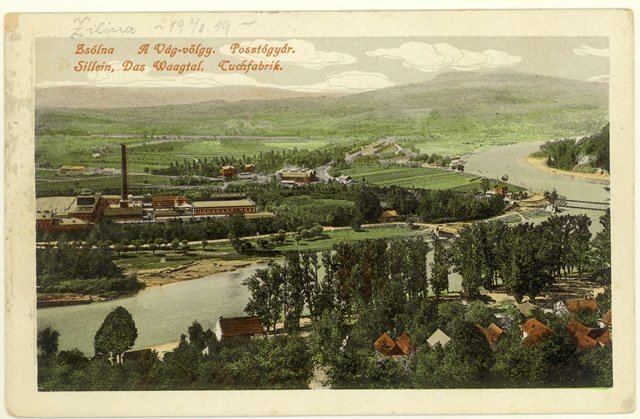 Zilina in the past, History of Zilina