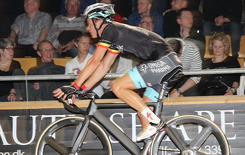 Iljo Keisse CyclingQuotescom KeisseStroetinga move closer
