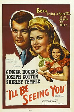 Ill Be Seeing You (1944 film) movie poster