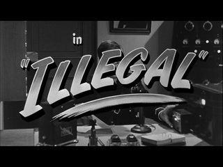 Illegal (1955 film) Illegal 1955 Lewis Allen Edward G Robinson Jayne Mansfield