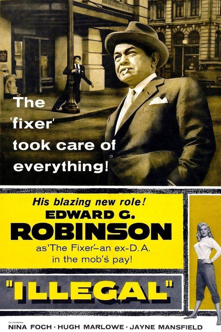Illegal (1955 film) wwwgstaticcomtvthumbmovieposters37277p37277