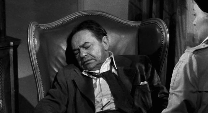 Illegal (1955 film) Le Tmoin abattre Illegal 1955 de Lewis Allen Shangols
