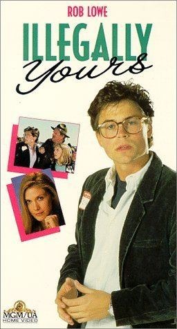 Illegally Yours Amazoncom Illegally Yours VHS Rob Lowe Colleen Camp Kenneth