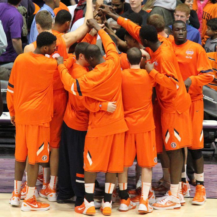 Illinois Fighting Illini men's basketball File2011 12 Illinois Fighting Illini men39s basketball teampng