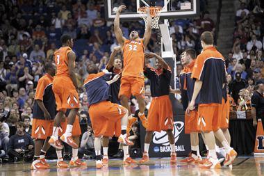 Illinois Fighting Illini men's basketball Illinois Athletics Annual Report