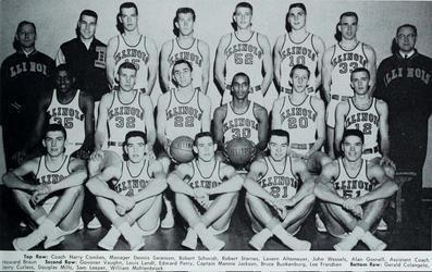 Illinois Fighting Illini men's basketball 195960 Illinois Fighting Illini men39s basketball team Wikipedia