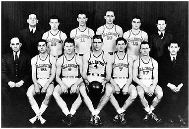 Illinois Fighting Illini men's basketball 193637 Illinois Fighting Illini men39s basketball team Wikipedia