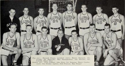 Illinois Fighting Illini men's basketball 195253 Illinois Fighting Illini men39s basketball team Wikipedia