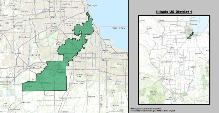 Illinois's 1st congressional district