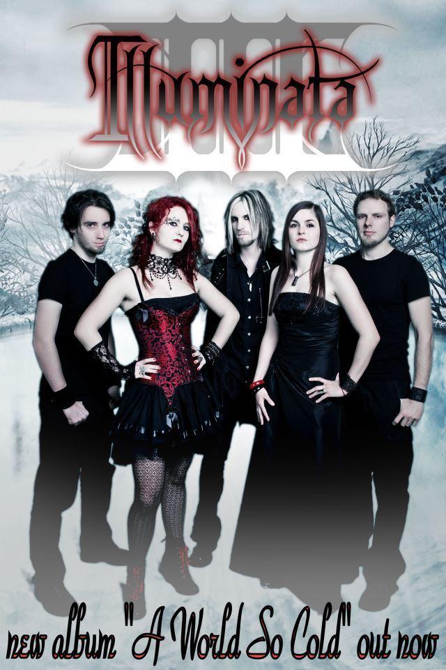Illuminata (band) Night of the Forgotten Beauties and Beasts Edition Explosiv