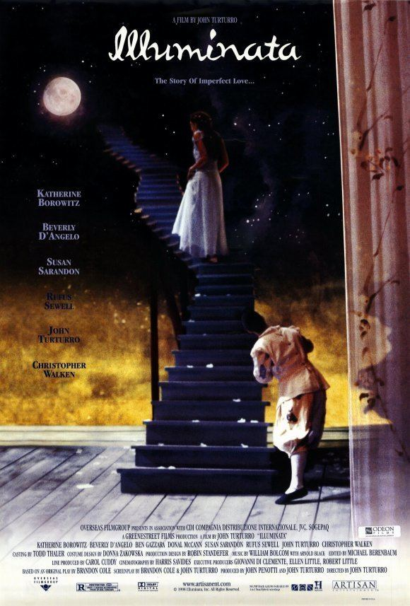 Illuminata (film) Illuminata 1998 Hollywood Movie Watch Online Filmlinks4uis