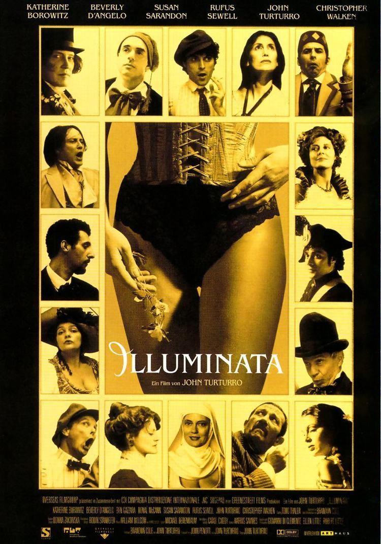 Illuminata (film) Filmplakat Illuminata 1998 Plakat 1 von 2 FilmposterArchiv