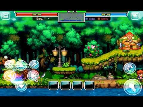 Illusia (video game) Illusia 2 android gameplay ep1 Emma needs apples YouTube