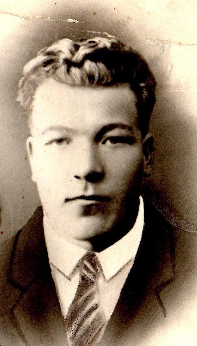 Ilmari Tossavainen Toivo Ilmari Tossavainen 1919 1939 Genealogy